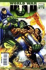 World War Hulk (2007-2008) #2 Variant B: 1:25 Variant