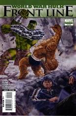 World War Hulk: Front Line (2007-2008) #2