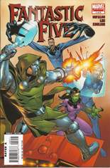 Fantastic Five (2007) #2
