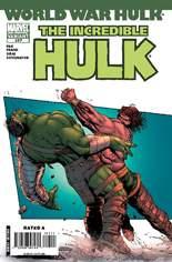 Incredible Hulk (2000-2008) #107 Variant B: 2nd Printing