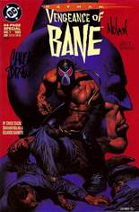 Batman: Vengeance of Bane Special (1993) #1 Variant D: DF Signed Edition; Signed by Graham Nolan and Chuck Dixon