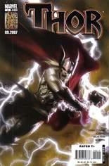 Thor (2007-2011) #2 Variant B