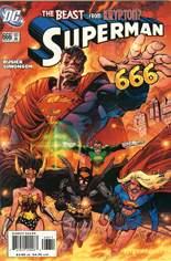 Superman (1939-1986, 2006-2011) #666