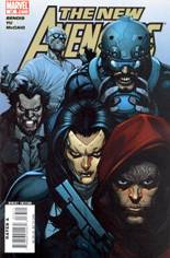 New Avengers (2005-2010) #33 Variant B: Direct Edition