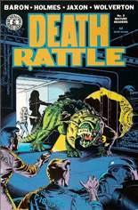 Death Rattle (1985-1988) #5