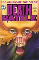 Death Rattle (1985-1988) #7