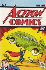 Action Comics (1938-2011, 2016-Present) #1 Variant J: 1992 Reprint; 10 Cent Cover Price