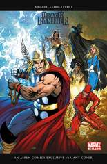 Black Panther (2005-2008) #25 Variant C: Aspen Comics Exclusive Cover