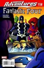 Marvel Adventures: Fantastic Four (2005-2009) #27