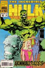 Incredible Hulk (1968-1999) #Annual 20 Variant C: DF Signed Edition; Signed By Peter David