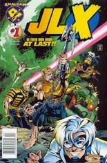JLX (1996) #1 Variant A: Newsstand Edition