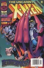 Uncanny X-Men (1963-2011) #336 Variant A: Newsstand Edition