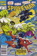 Spider-Man (1990-1998) #22 Variant A: Newsstand Edition