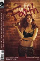 Buffy the Vampire Slayer (2007-2011) #6 Variant A