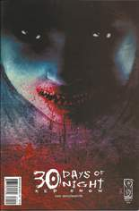 30 Days of Night: Red Snow #1 Variant A