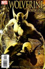 Wolverine: Origins (2006-2010) #3 Variant C: 1:100 Hidden Message Variant; The words Loeb, Bianchi and 50 Are Hidden on the Cover