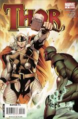Thor (2007-2011) #3 Variant A