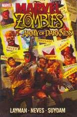 Marvel Zombies/Army of Darkness (2007) #HC Variant A