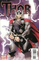 Thor (2007-2011) #1 Variant F: 2nd Printing