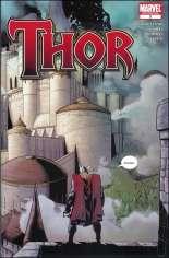 Thor (2007-2011) #2 Variant C: 2nd Printing