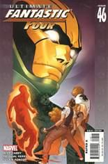 Ultimate Fantastic Four (2004-2009) #46