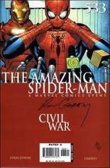 Amazing Spider-Man (1999-2014) #533 Variant C: DF Signed Edition; Signed by Ron Garney