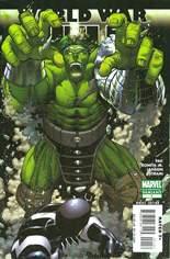 World War Hulk (2007-2008) #1 Variant I: 2nd Printing