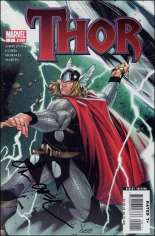 Thor (2007-2011) #1 Variant H: DF Signed Edition: Signed by Olivier Coipel