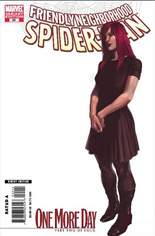 Friendly Neighborhood Spider-Man (2005-2007) #24 Variant B: Variant Edition