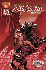 Sword of Red Sonja: Doom of the Gods #1 Variant A