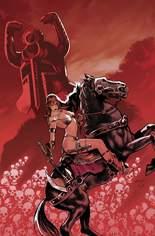 Sword of Red Sonja: Doom of the Gods #1 Variant D: Virgin Cover