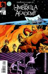 Umbrella Academy: Apocalypse Suite (2007-2008) #1 Variant C: 2nd Printing