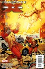 Ultimate X-Men (2001-2009) #87 Variant A