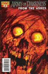 Army of Darkness (2007-2010) #2 Variant D: Silver Foil Cover; Limited to 199 Copies