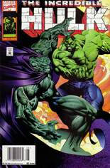Incredible Hulk (1968-1999) #432 Variant A: Newsstand Edition