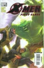 X-Men: First Class (2007-2008) #5