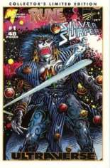 Rune/Silver Surfer (1995) #1 Variant D: Collector's Limited Edition
