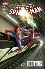 Amazing Spider-Man (2015-2017) #10 Variant A