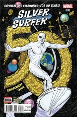 Silver Surfer (2016-Present) #3 Variant A