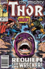 Thor (1966-1996) #431 Variant A: Newsstand Edition