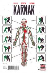 Karnak (2015-2017) #3 Variant A