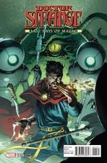 Doctor Strange: Last Days Of Magic #1 Variant B