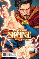 Doctor Strange: Last Days Of Magic #1 Variant C