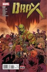 Drax (2016-Present) #6 Variant A
