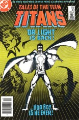Tales of the Teen Titans (1984-1988) #49 Variant A: Newsstand Edition