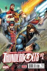 Thunderbolts (2016) #1 Variant A