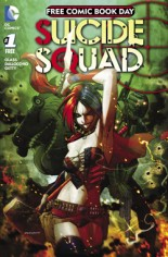 Suicide Squad (2011-2014) #1 Variant C: Free Comic Book Day 2016