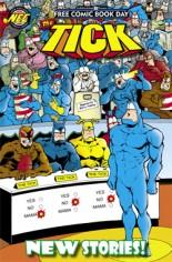Tick (FCBD) #2016: Free Comic Book Day 2016
