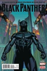 Black Panther (2016-2017) #1 Variant O: 2nd Printing