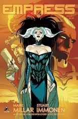 Empress (2016) #1 Variant H: 2nd Printing